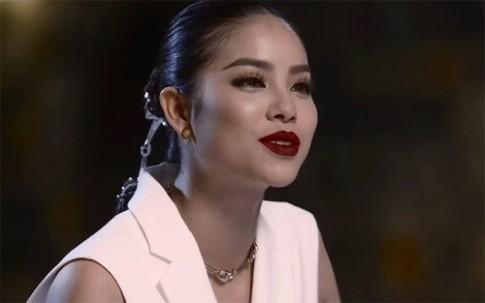 Phạm Hương, Lan Khuê khẩu chiến ngay trên sóng truyền hình