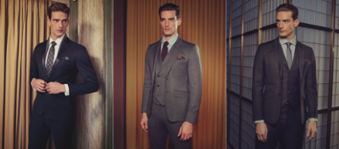 Quy ong lich lam voi suit Ted Baker