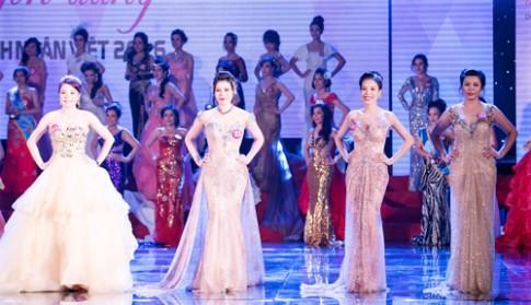 Sắc đẹp, lòng nhân ái của doanh nhân Nguyễn Nhung được vinh danh.
