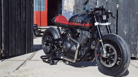 Sons of Time bản độ Cafe Racer tuyệt đẹp của Yamaha