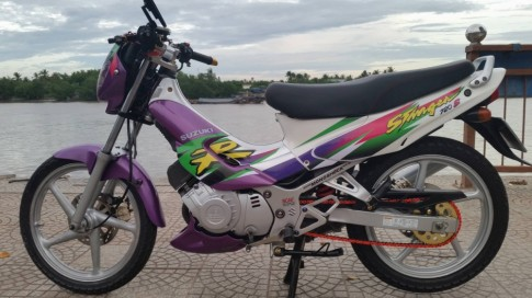 Suzuki Stinger do chat choi voi dan option hang hieu