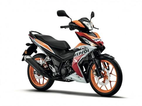 Vi sao Winner 150 tai Malaysia co den xinhan roi?!
