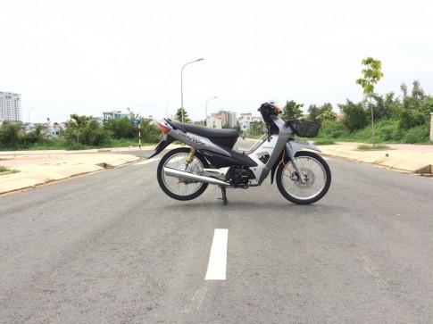 wave a xam long chuot cua biker bien hoa