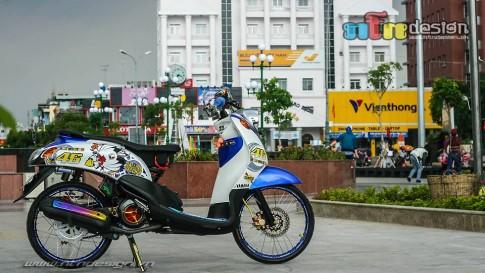 Yamaha mio classico do kieng gon nhe thu hut.