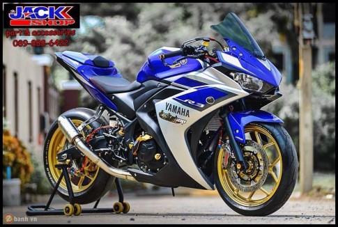 Yamaha R3 do cuc chat den tu Jackshop Ladprao71