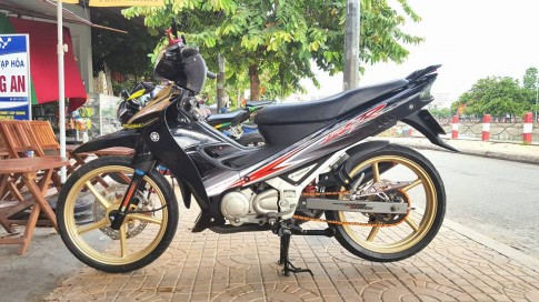 YaZ 125 chat choi cua biker mien Tay