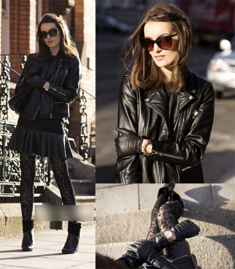 12 trang phục street style đẹp nhất tuần