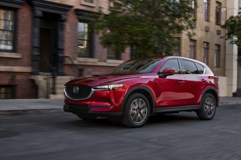 Anh chi tiet Mazda CX-5 2017
