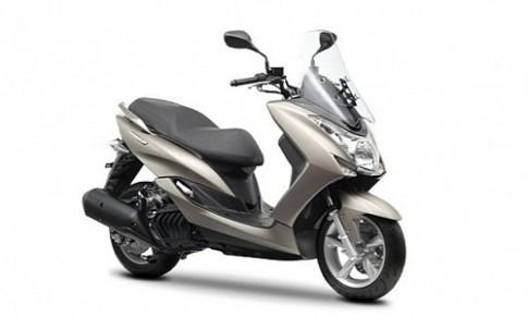 Anh chi tiet Yamaha Majesty S 125