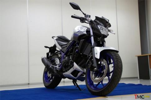 Anh chi tiet Yamaha MT-25