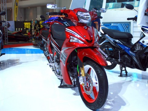 Anh chi tiet Yamaha Spark 115i do