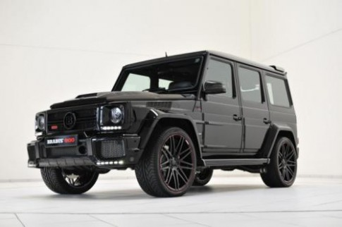 Anh Mercedes G65 AMG - Brabus iBusiness