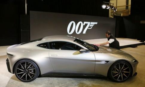 Aston Martin DB10 - sieu xe the thao moi