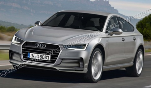Audi co the san xuat Q8 crossover kieu coupe