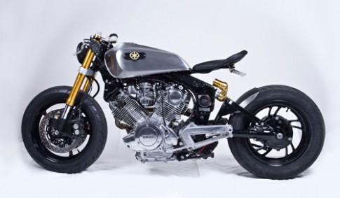 Ban do Yamaha Virago 920 cua Colin