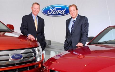 Bi an su hoi sinh cua Ford Motor