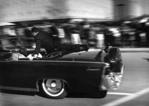 Bi mat limousine cua tong thong My John Kennedy