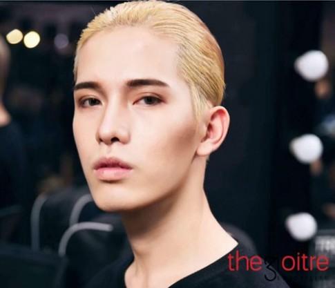 Bi quyet cham soc sac dep cua hot boy Truong Hoai Nam