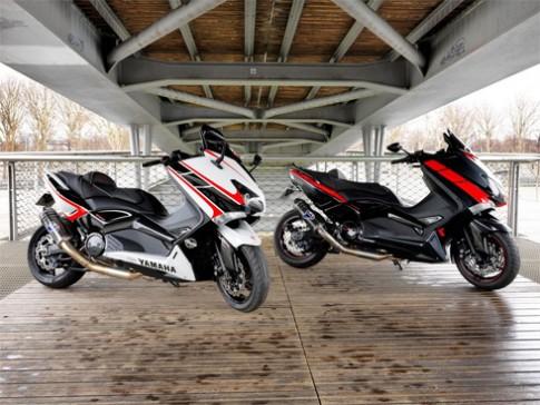 Bộ ba Yamaha T-Max 530 độ