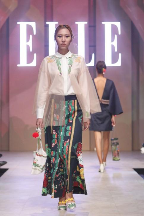 Cập nhật 6 xu hướng thời trang lên ngôi tại Elle Fashion Journey.