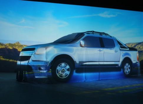 Chevrolet Colorado gia 729 trieu ra mat tai Viet Nam