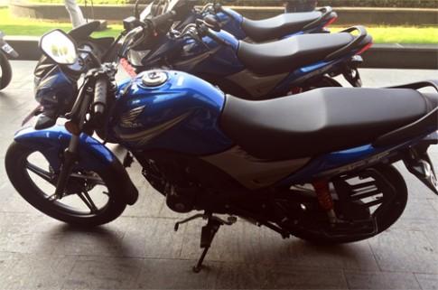 Chi tiết Honda CB Shine SP