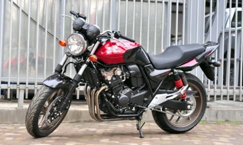Chi tiết Honda CB400 SF 2015 bản đặc biệt ở Hà Nội
