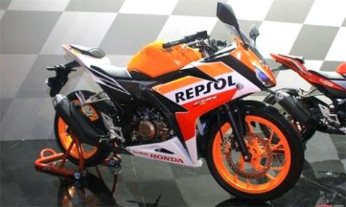 Chi tiet Honda CBR150R the he moi