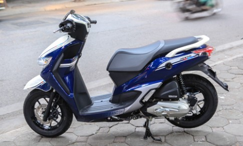 Chi tiet Honda Moove 2015 tai Ha Noi