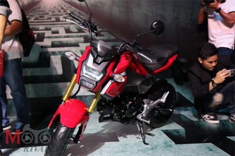 Chi tiet Honda MSX 125 SF 2016