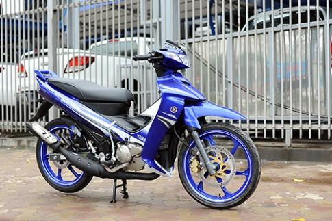 Chi tiet Yamaha 125 ZR 2016 tai Ha Noi
