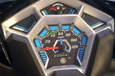 Chi tiết Yamaha Cygnus Ray-ZR 2016