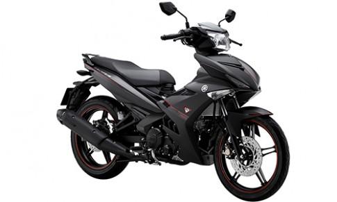 Chi tiết Yamaha Exciter 150 Matte Black