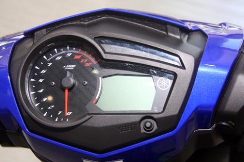 Chi tiết Yamaha Exciter 150 Movistar