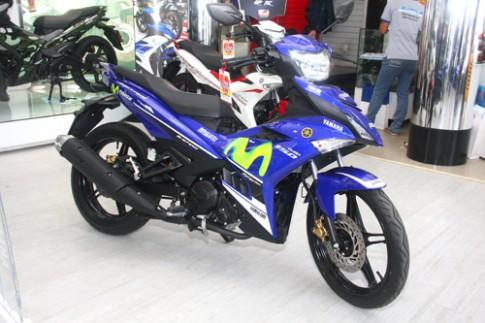 Chi tiết Yamaha Exciter 150 Movistar mới