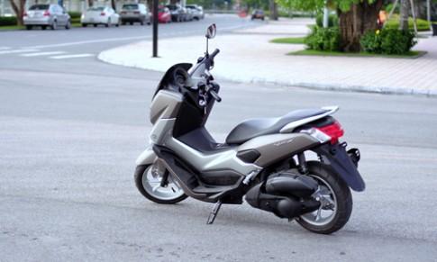 Chi tiet Yamaha NM-X