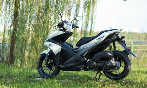 Chi tiet Yamaha NVX tai Ha Noi