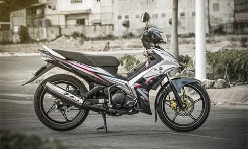 Chi tiet Yamaha Spark RX135i o Sai Gon