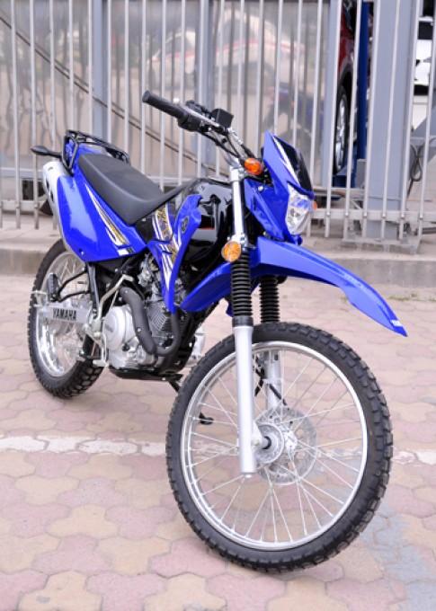 Chi tiet Yamaha XTZ 125 tai Ha Noi