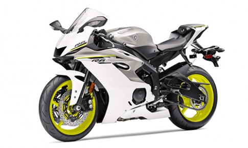 Chi tiet Yamaha YZF-R6 the he moi