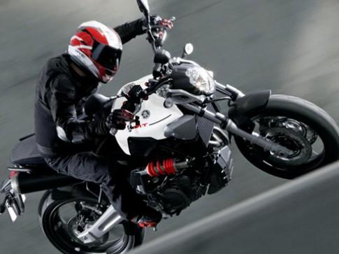'Chien binh' Yamaha MT-03 2013