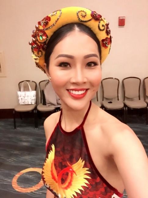 Dieu Ngoc nhan duoc tin hieu dang mung tu Hoa hau The gioi 2016