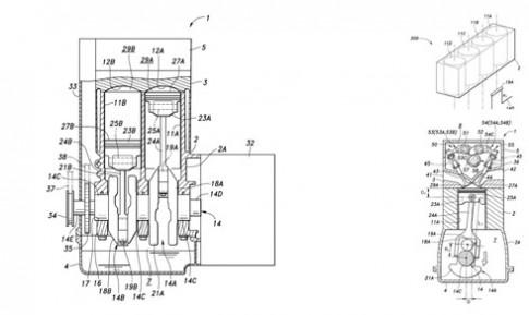 Động cơ có dung tích xi-lanh khác nhau của Honda