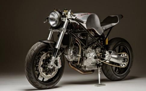 Ducati 900SS - chien binh streetfighter