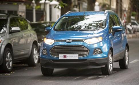 Ford EcoSport - thuc dung chon phon hoa