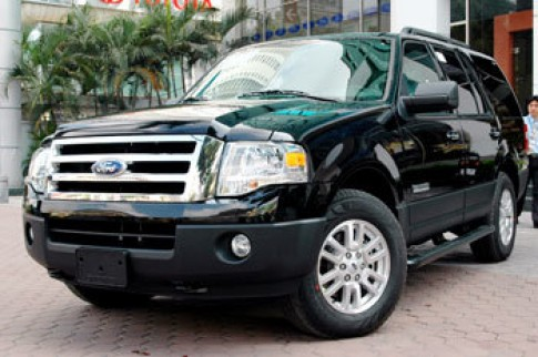 Ford Expedition - xe cho APEC 2006