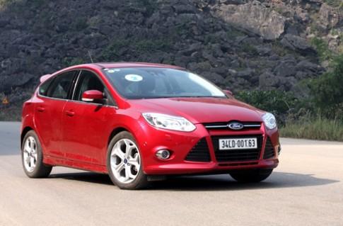 Ford Focus - khac biet voi phan con lai