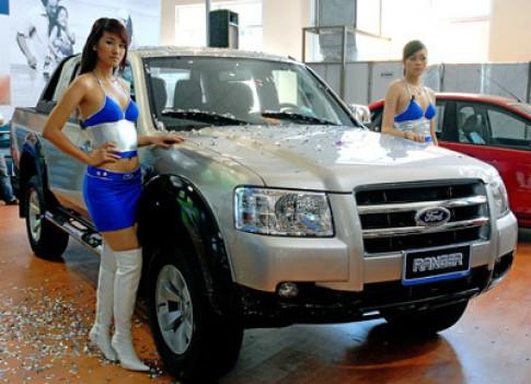 Ford Viet Nam cong bo gia moi