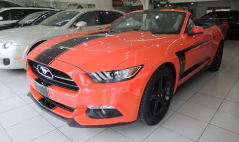 Hang hiem Ford Mustang mui tran gia 2,2 ty dong