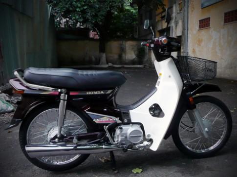 Hang hiem Honda Dream II tri gia 3 cay vang